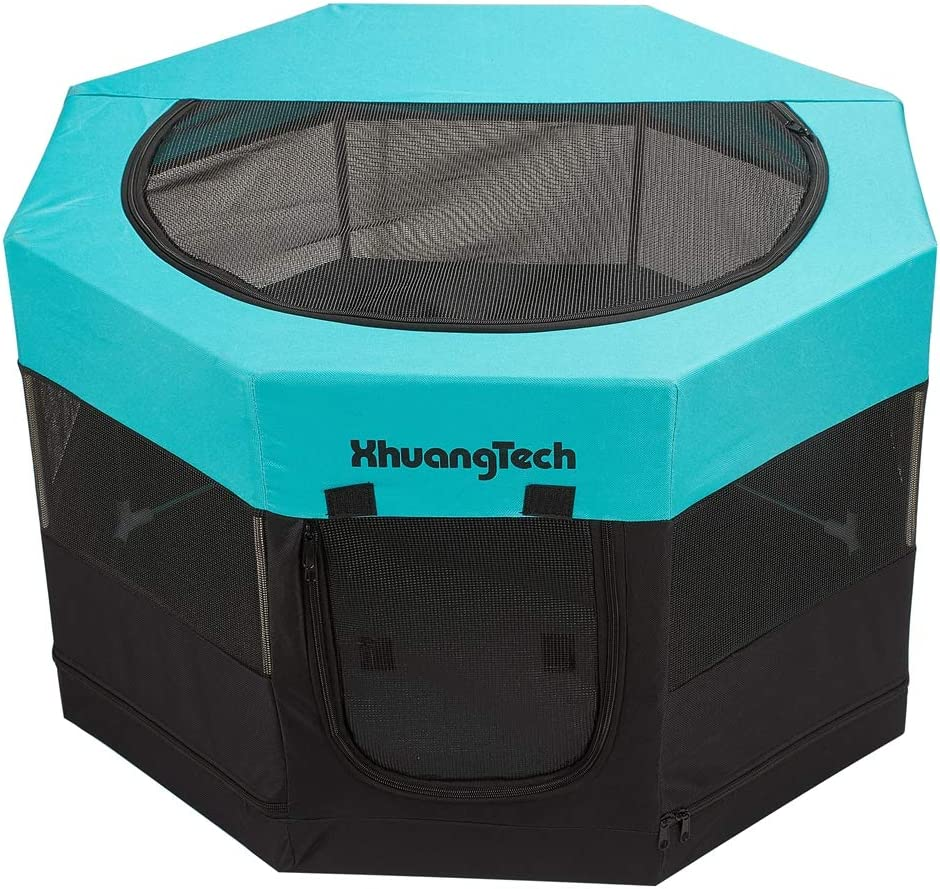 XhuangTech Portable Special price for a limited time Pet Tent Puppy Wa Cat Bed Dog House Ranking integrated 1st place