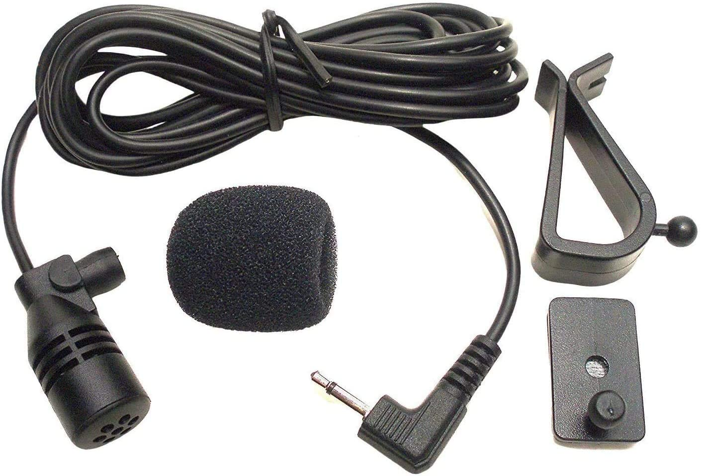 AVH-W4500NEX New item Microphone Mic 2.5mm Compatible Sale Special Price for DMH-150 Pioneer