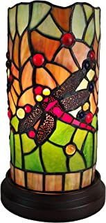 Amora Lighting Tiffany Style Accent Lamp 10