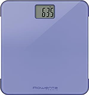 comprar comparacion Rowenta Premio Báscula personal electrónica Rectángulo Violeta - Báscula de baño (Báscula personal electrónica, 160 kg, 10...
