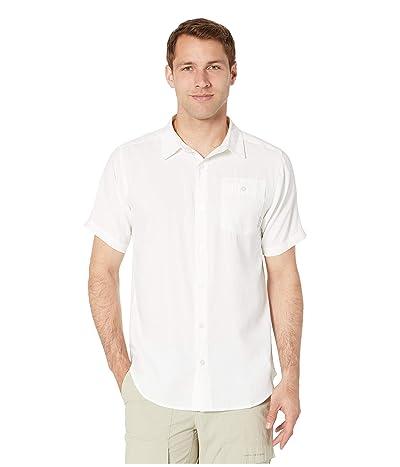 Columbia Mossy Trailtm S/S Shirt (White Slub) Men
