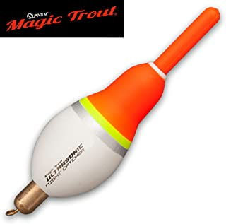 Quantum Magic Trout Ultrasonic Night Catcher 8 g Blanc 8 g