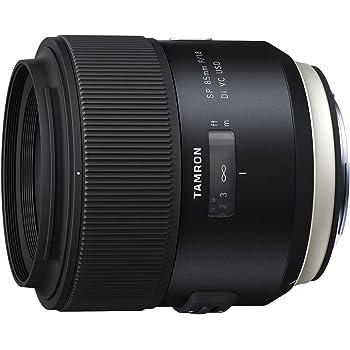 Tamron AFF016C700 SP 85mm F/1.8 Di VC USD Lens (Black)
