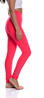 NEVA Wear Ethical Women's Activewear High Waisted Compression Long Luxe Yoga Leggings