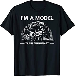 Funny Gift For Model Train Enthusiasts