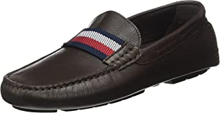 Tommy Hilfiger Herren Casual Leather Laces Shoe Sneaker
