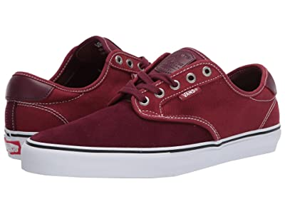 Vans Chima Ferguson Pro (Port Royale/Rosewood) Skate Shoes