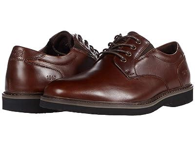 Nunn Bush Denali Plain Toe Oxford (Brown CH) Men