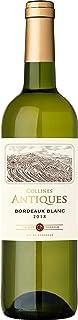 Collines Antiques - Vino blanco seco de Burdeos, añada 2017, 750 ml