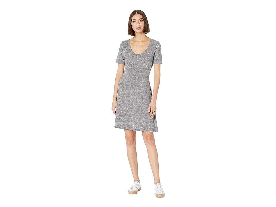 Alternative Eco Swing Dress (Eco Grey) Women