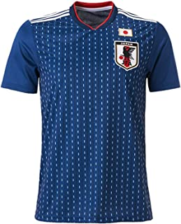 サッカー 日本代表 ホーム レプリカ ユニフォーム 半袖 Tシャツ パンツ 上下セット メンズ 子供用 レディース
