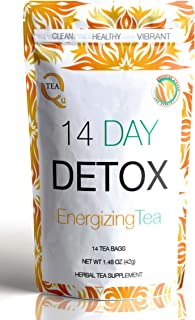 Day DETOX Tea from Qutea with GINGER & Papaya to boost your Natural Teatox Cleanse - taste the fusion of Green Tea, Rooibos and Oolong. DELICIOUS!