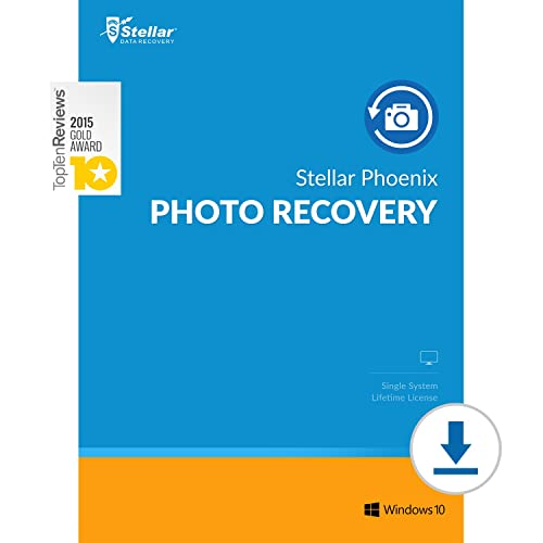 Stellar Phoenix Photo Recovery (Windows) [Download]