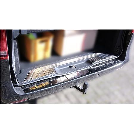 Ladekantenschutz Stoßstange Edelstahl Glänzend Kompatibel Für Vito W447 V Klasse 2014 Auto
