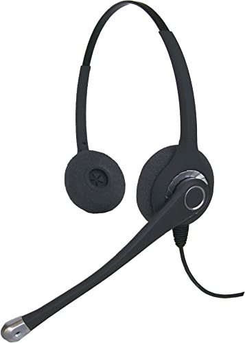 new arrival SC 2021 Ultra Binaural Headset with Cord Bundle - Compatible with CIS 6900, 7900, 8900 online sale Phones online sale