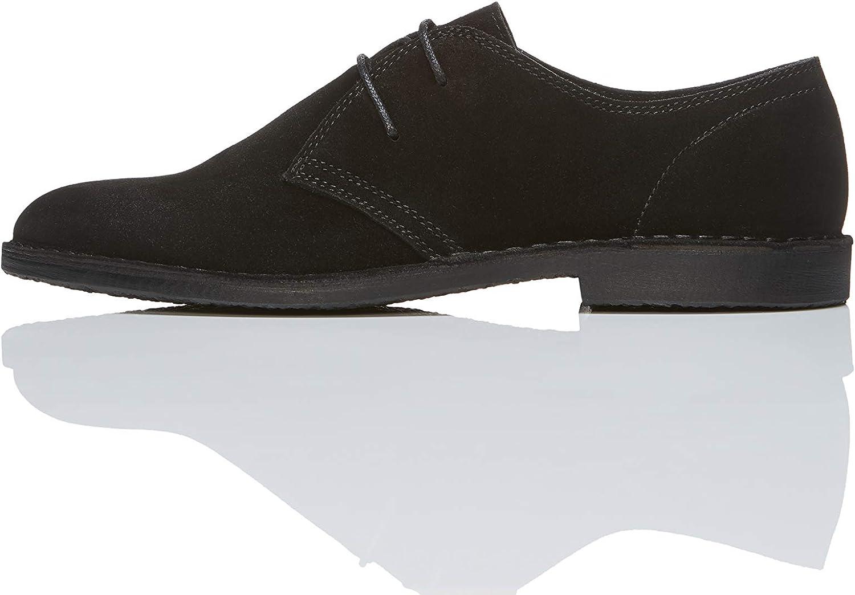 Find. Herren Derby-Schuhe aus Wildleder