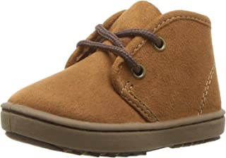 OshKosh B'Gosh Boys' Fane Chukka Boot Brown 12 M US Little Kid