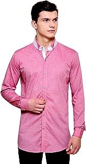 Jailbird A Class Above Luxury Occasion Wear Full Sleeve Shirt for Men