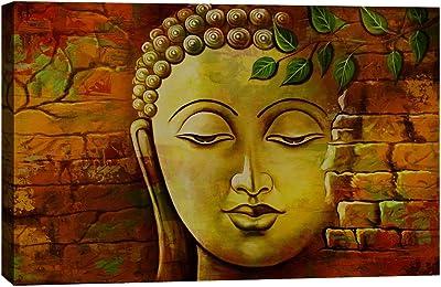 ARTAMORI Lord Buddha Canvas Painting