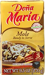 Dona Maria Ready To Serve Mole, 9.5-Ounce (Pack of 9)