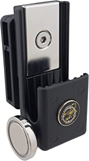 Black Scorpion Gear Competition Double Magnetic Magazine Pouch fits 2011 Magazines USPSA Approved