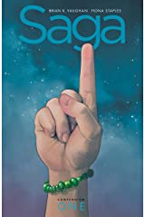 Saga: Compendium One Kindle Edition