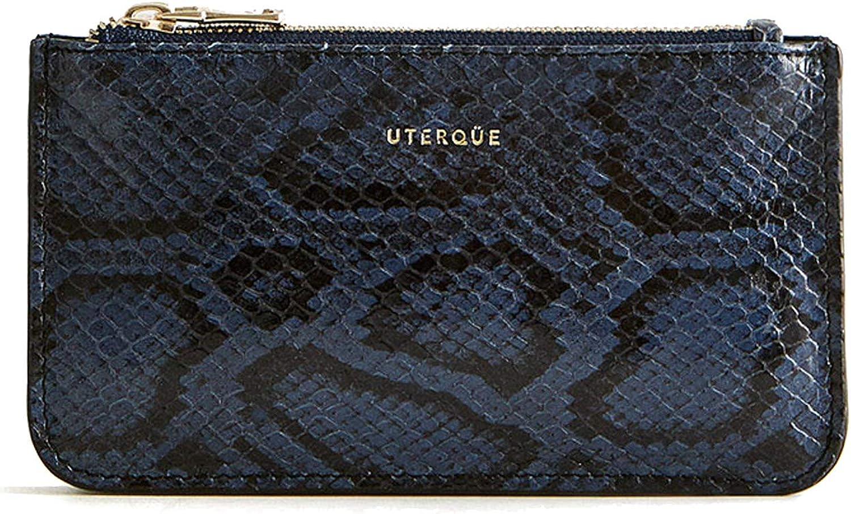 Uterque Damen Doppel-portemonnaie mit mit mit modischem print 3005 760 B07PX38BT2 5c3509