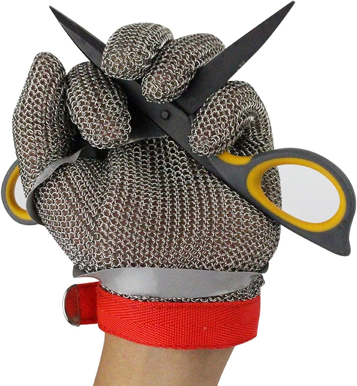 Max 74% OFF Anti Tulsa Mall Cut Glove Outdoor Anti-Cutting Gloves Fishi Garden Kitchen