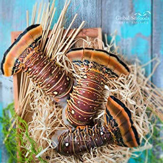 CARIBBEAN WARM WATER LOBSTER TAILS