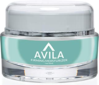 Avila Firming Moisturizer-Best Selling Formula To Boost Collagen and Elastin, Deeply Hydrate Skin and Diminish Fine Lines and Wrinkles - Improved Formula