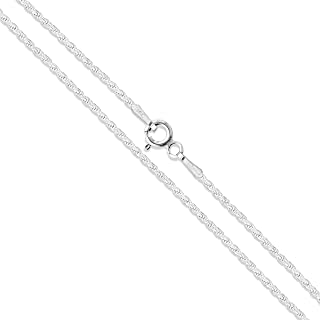 Best sterling silver chain 925 italy Reviews