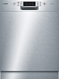 Bosch SMU69N05EU lavavajilla - Lavavajillas (A + +, 0.93 kWh, 9.5 L, 598 mm, 573 mm, 815 mm) Acero inoxidable