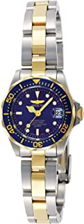 Invicta Women's Quartz Watch, Analog Display and Stainless Steel Strap 8942