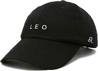 Leo Hat Zodiac Sign Horoscope Womens Embroidered Astrology Baseball Cap