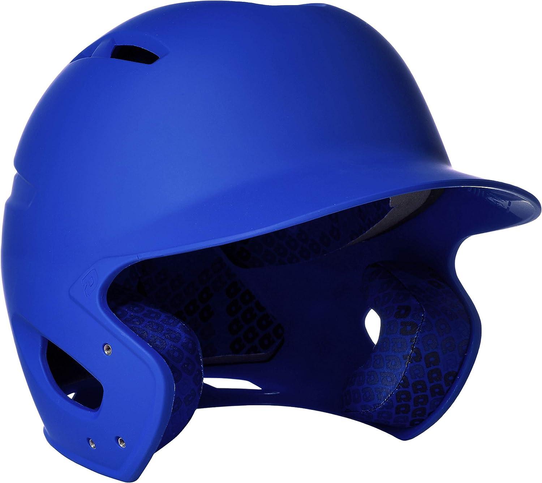 DeMarini Paradox Youth Batting Helmet, Royal, Youth