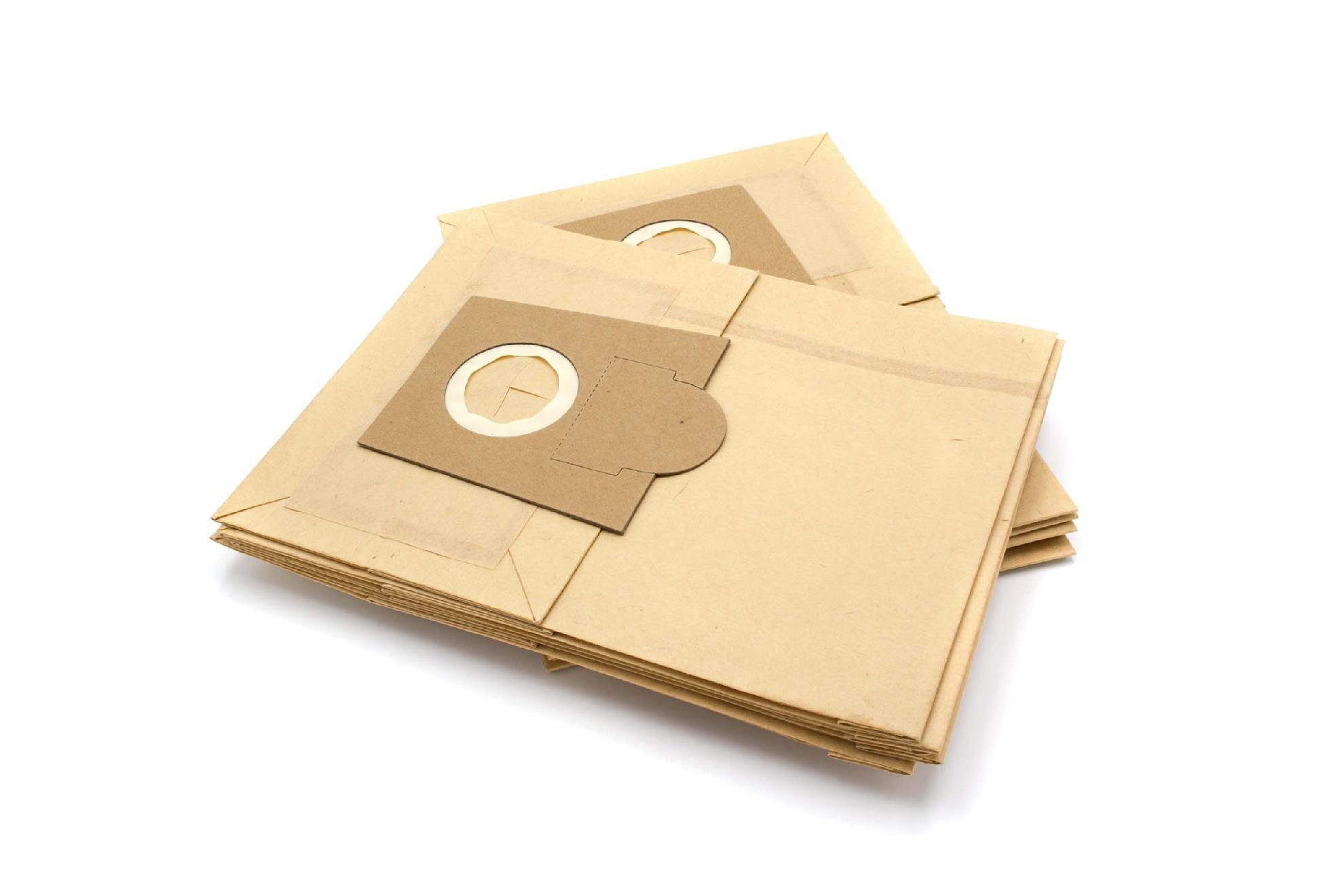 vhbw 10 Bolsas de papel para aspiradoras, limpiador multiusos de ...