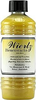 WIERTZ Bienenwachs Natur / Gelb 500 ml, Möbelpflege, Möbelpolitur, Möbelreinigung