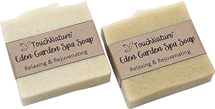 Touch Nature Eden Garden Square Spa Soap - 2pc 100gm