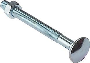Intérieur boulon à tête hexagonale à six pans Boulon m6x10 Acier 8.8 din912 Jaune Galvanisé 10stk
