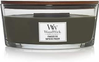 WoodWick vela aromática en forma de elipse, abeto de Fraser