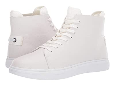 Steve Madden Astoria High-Top Sneaker (White) Men