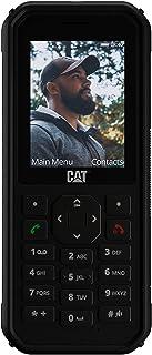 CAT B40 - Robustes Outdoor Handy mit 4G LTE (Sturzsicher, Wasser- & Staubdicht nach IP69 und MIL SPEC 810H, Antimikrobiell, 100 Lumen Taschenlampe, 2MP Kamera, 2,4