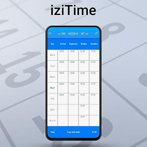 iziTime : Planning, Arbeitsfassung, Arbeit Stunden