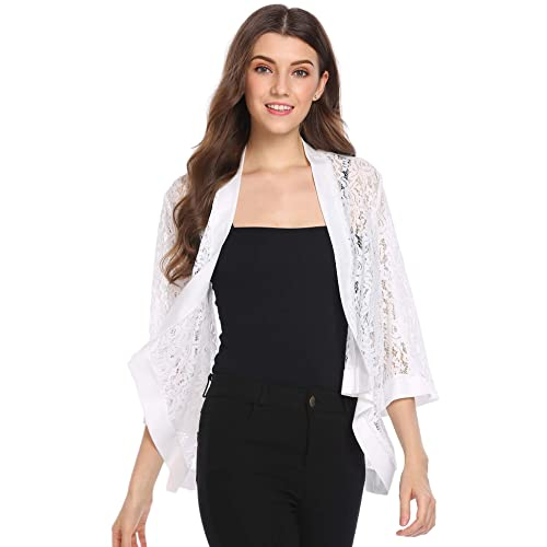 Lace Jackets for Evening Dresses: Amazon.com