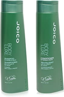 Joico Body Luxe Thickening Shampoo and Conditioner 10.1 Oz Combo Pack