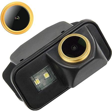 Hd Goldene Rückfahrkamera 1280 720 Pixel 1000tv Elektronik