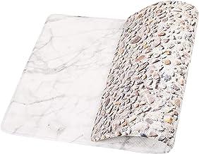 Simple Being Anti Fatigue Kitchen Floor Mat, Comfort Heavy Duty Standing Desk Mats, Ergonomic Non-Toxic Waterproof PVC Non...