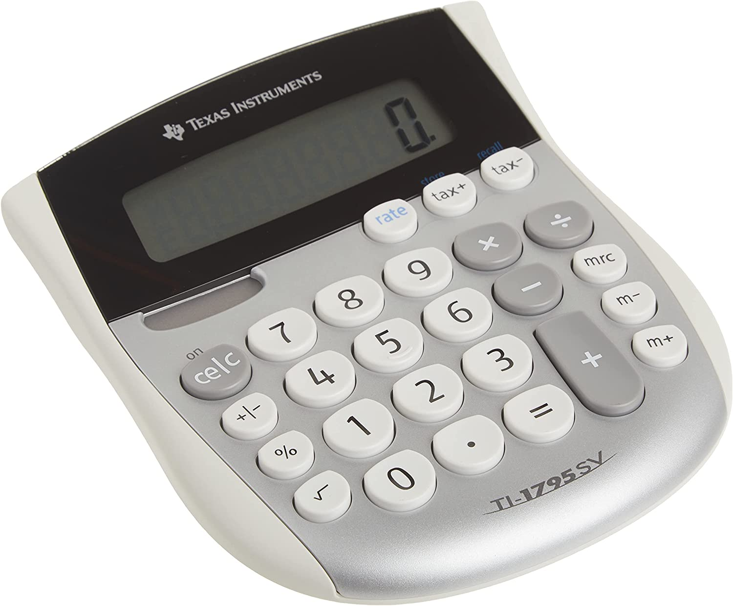 Direct stock discount Texas Instruments TI-1795 SV National uniform free shipping Standard Calculator Function