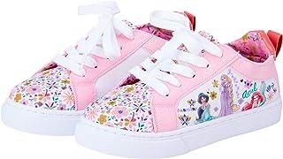 Disney Zapatos de niña - Princess Sneakers (niños pequeños/niños grandes)