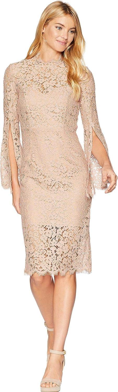 Bardot Women's Sienna Midi Dress Honey Medium